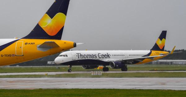 British tour operator Thomas Cook collapses and cancels hundreds of thousands of booking