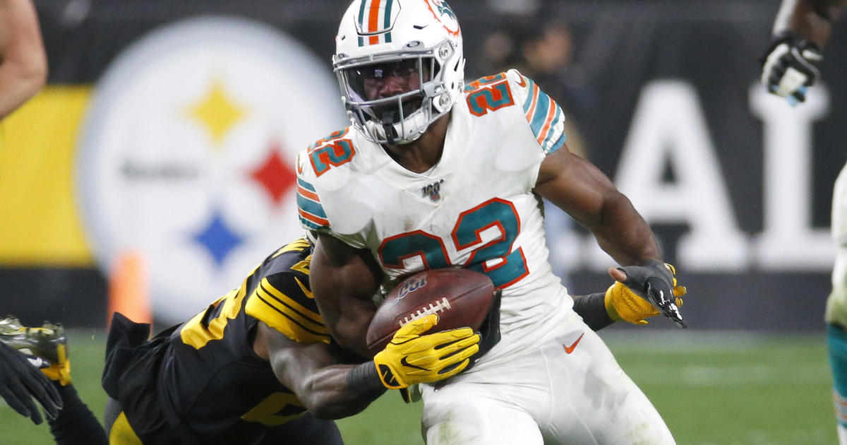 Miami Dolphins Release Mark Walton After Arrest For