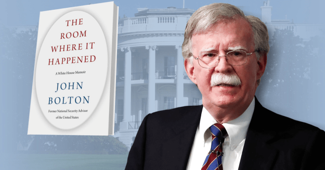 John Bolton can publish book despite Trump administration efforts ...