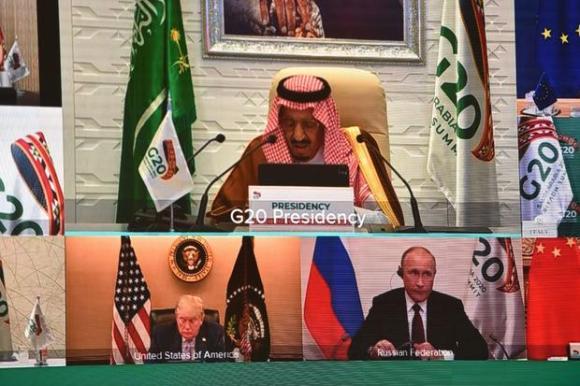G20 Summit — 2020