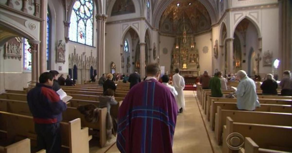 Pew survey: More Americans leaving organized religion
