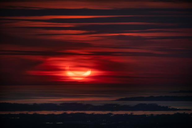 US SOLAR DARK WEATHER