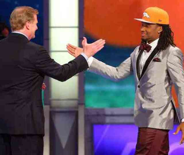 Roger Goodell Will Be Giving Bro Hugs In Late April 2015