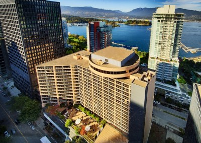 Pinnacle Harbourfront Hotel