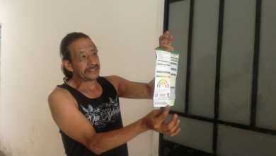 Luis Gerardo Tapia Navarrete, denuncia sobre los recibos de luz