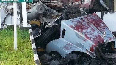 Photo of El grupo Cessna sufre accidente en el estado de Jalisco
