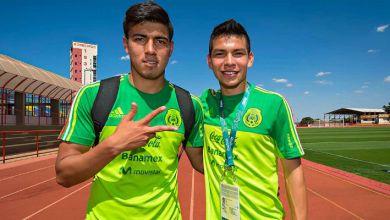 Photo of Mexicano se lleva a compatriota al fútbol europeo