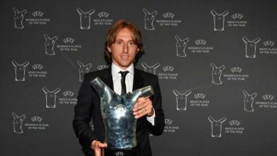 Photo of Luka Modric superó a Cristiano Ronaldo