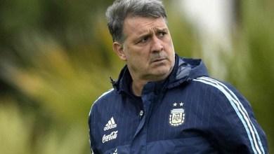Photo of Ex técnico de Argentina, opción número uno del Tri