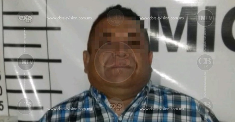 Detienen a hombre armado en Panindícuaro