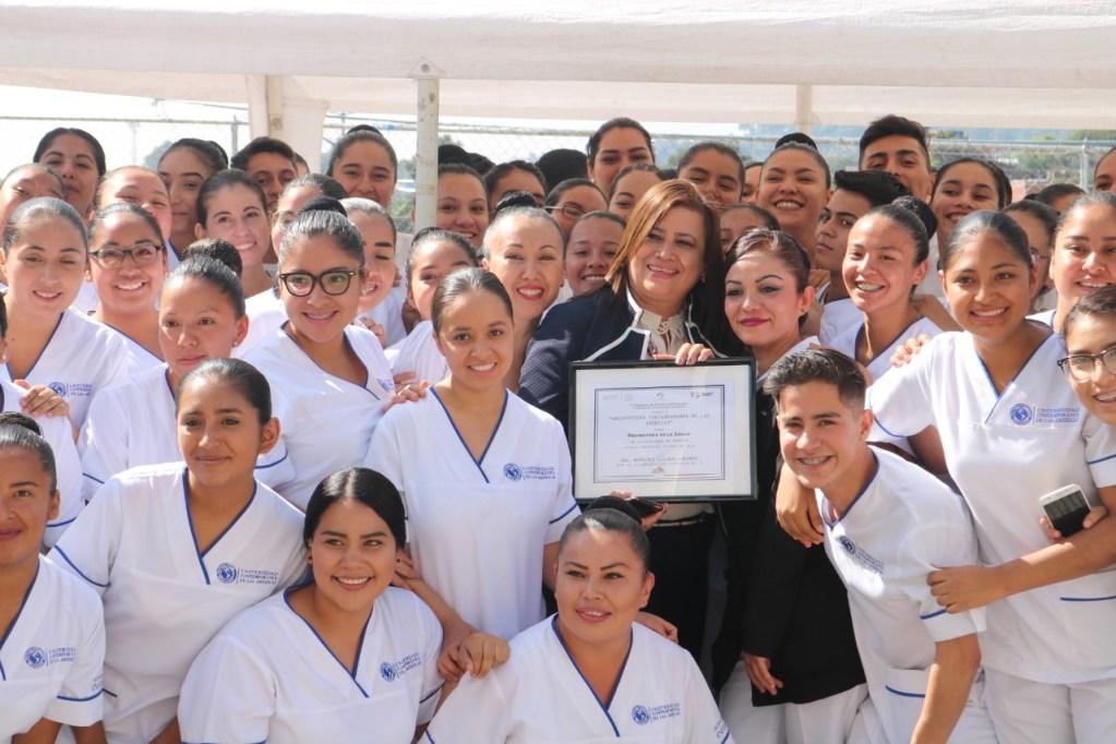"""Certifican a la UCLA como """"Escuela Promotora de la Salud"""""""