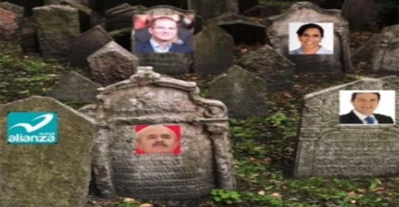 Columna: Los muertos políticos