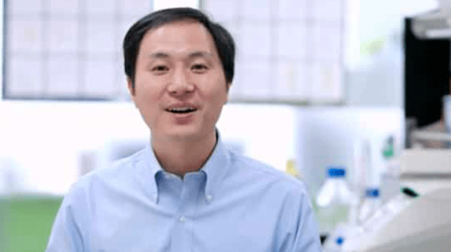 Desaparece científico que habría creado a las primeras gemelas con resistencia al VIH