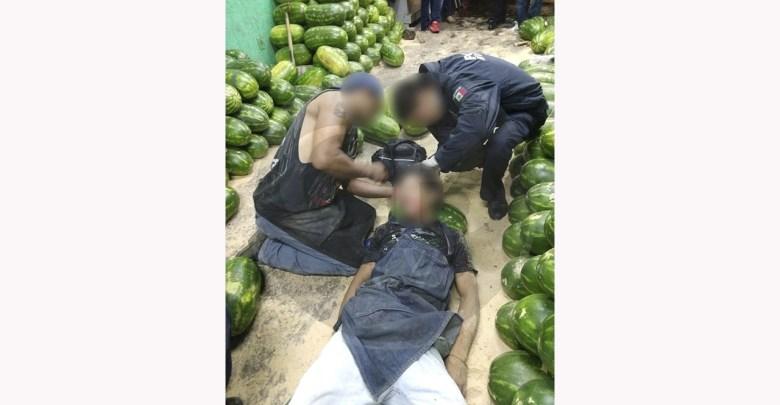 Capturan a presunto asesino de dos trabajadores del Mercado de Abastos