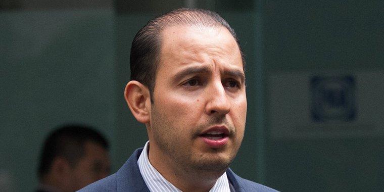 El líder Nacional del PAN, Marko Cortés, afirmó que el gobernante Andrés ManuelQEl líder Nacional del PAN, Marko Cortés, afirmó que el gobernante Andrés Manuel