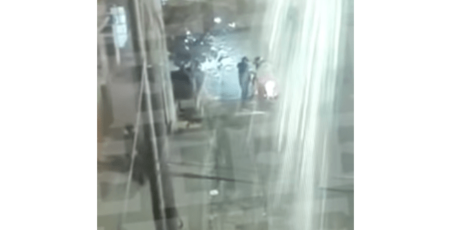 VIDEO (+18): Así mató vendedor de droga a presunta asesina de niña enmaletada