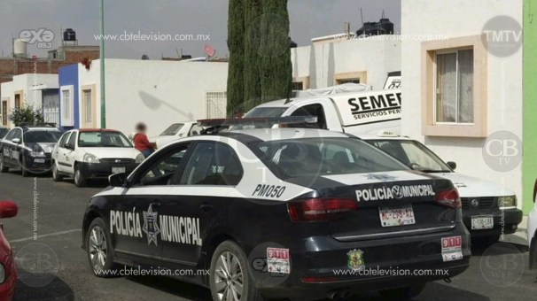 Mujer se suicida en fraccionamiento de Morelia