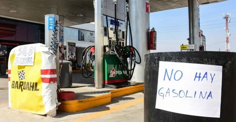 Se nos acaba la gasolina