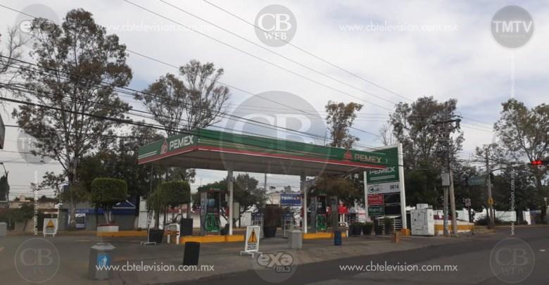 Otro día de desabasto de gasolina en Morelia