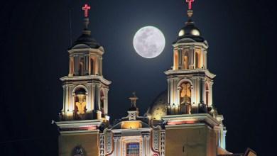Photo of Si no viste la súper «Luna de Gusano», aquí te dejamos las mejores imágenes