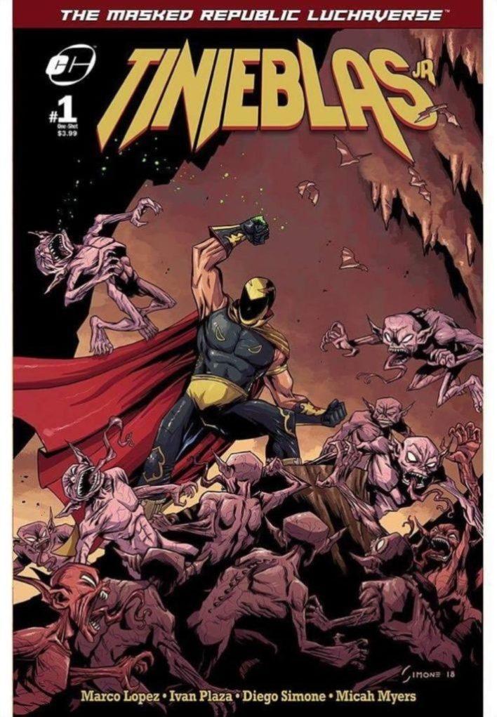 Un nuevo superhéroe llega a Marvel y es mexicano