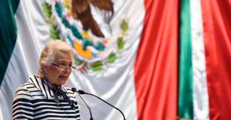 Las mujeres deben estar en el Centro de las Estrategias de Seguridad, refrenda Olga Sánchez Cordero