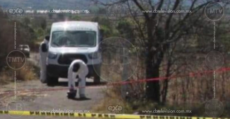 Abogado es encontrado muerto en una terracería de Tuxpan