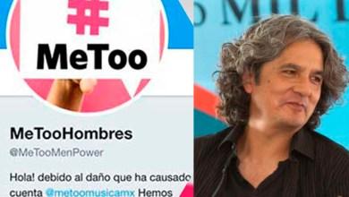 Crean cuenta #MeToo para hombres