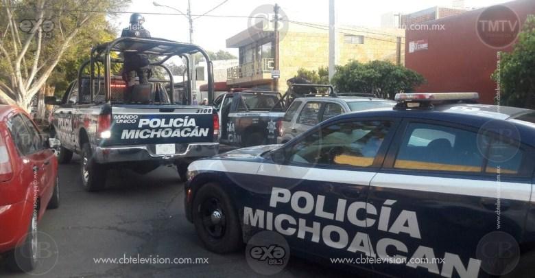 Recuperan tres vehículos robados en distintos puntos de Morelia