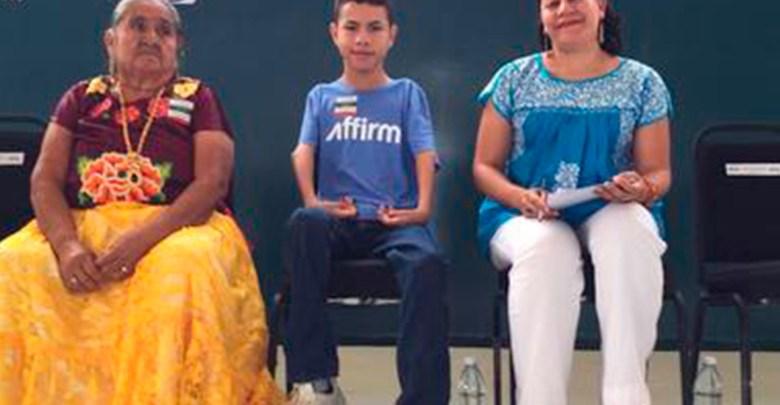 En Oaxaca se despliegan acciones en favor de 349 mil adultos mayores: María Luisa Albores González