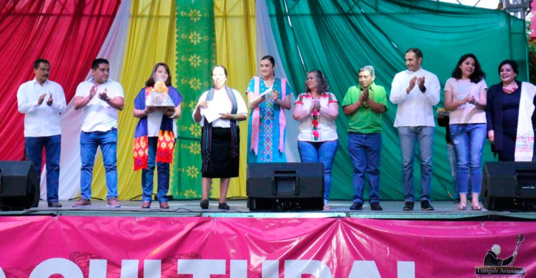 Con éxito y superando expectativas concluyó el Tianguis Artesanal 2019