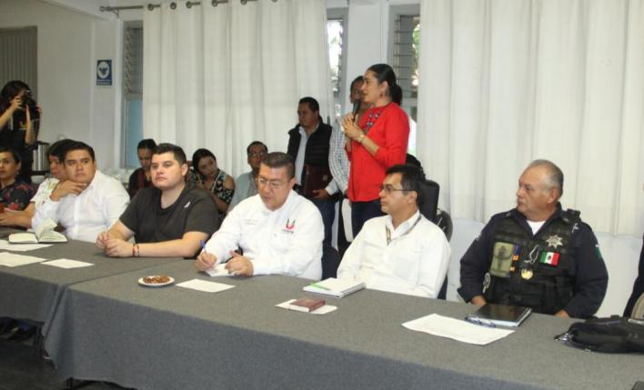 Capacitan a representantes de 14 municipios de la región en Justicia Administrativa