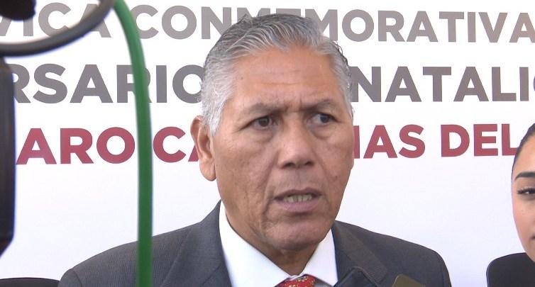 En peligro de sabotaje, elecciones en Teremendo: Humberto Arroniz