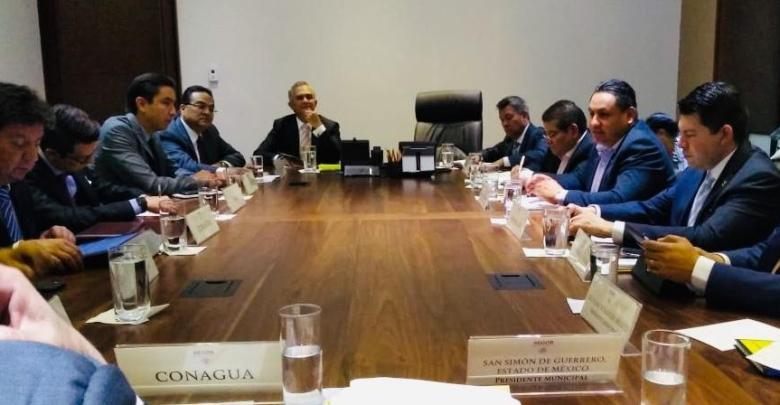 Municipios requieren certeza del Gobierno de México: Victor Manríquez