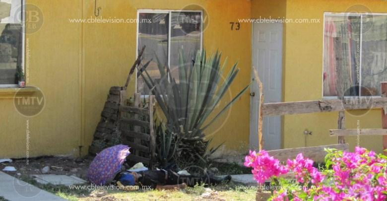 Después de escuchar disparos vecinos de Zamora encuentran un hombre tirado en la calle
