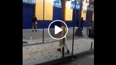 """VIDEO: Captan a niños jugando a """"ser sicarios"""""""
