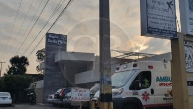 Muere en hospital sujeto atacado a tiros en Jacona
