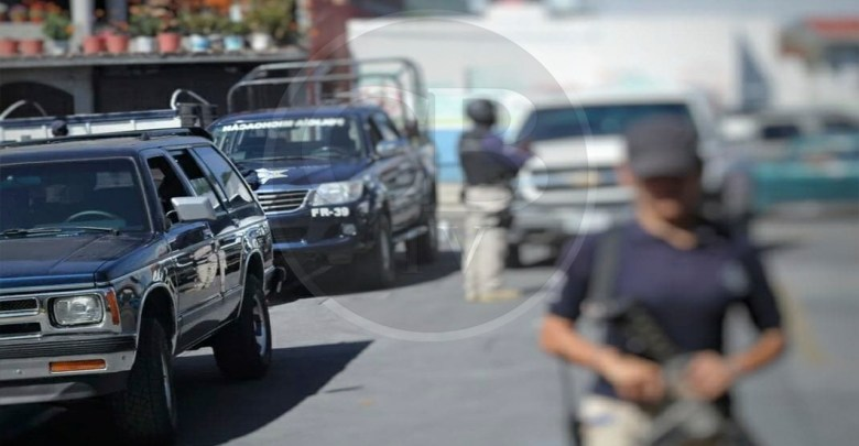 Localiza SSP vehículo con reporte de robo en Morelia