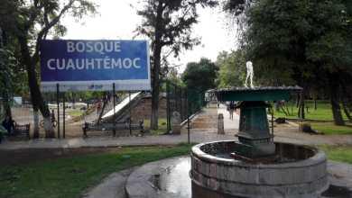 El bosque Cuauhtémoc da miedo, todo el día hay asaltos: Ciudadanos