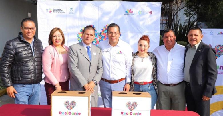 Sedeco y Cocotra se unen a ReciCanje a favor de niñas y niños con cáncer