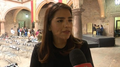 Preocupante la inseguridad, esperemos que no llegue al municipio: Melisa Vásquez