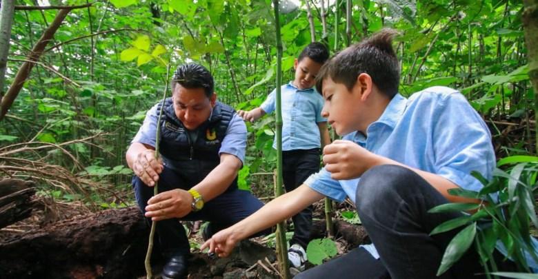 """Refrenda Víctor Manríquez total respaldo al Parque Nacional """"Barranca del Cupatitzio"""""""
