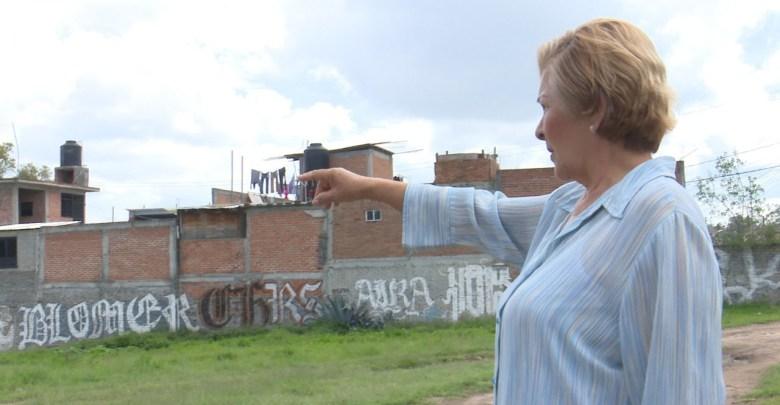 Autoridades municipales abandonan colonia Los Tucanes, porque no saben donde está: colonos