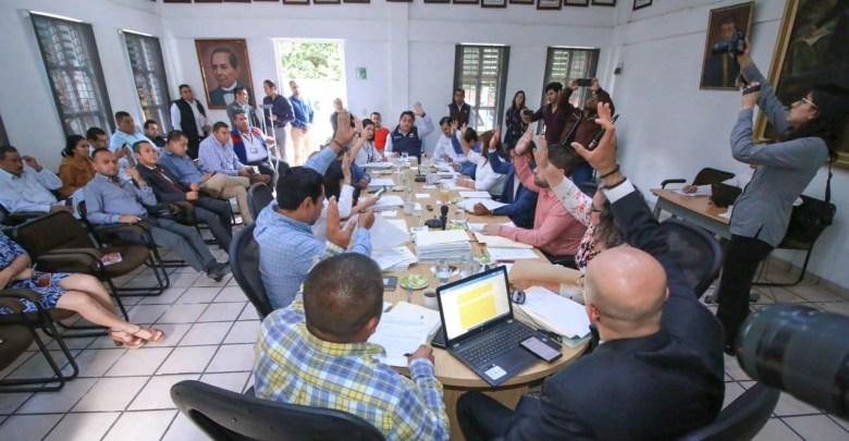 Ayuntamiento de Uruapan aprobó 7.5 mdp para reforzar seguridad pública