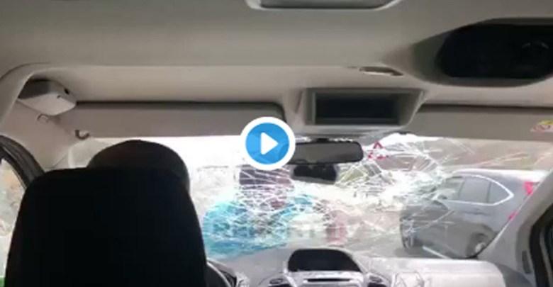 Video: Familia abandona restaurante por mal servicio; dueño los ataca