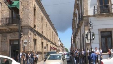 Ante posible afectación a la calidad del aire tras incendio en Ciudad Industrial, se emitieron diversas recomendaciones