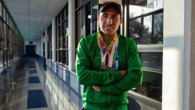 Atleta que canta en el metro gana medalla en los Parapanamericanos