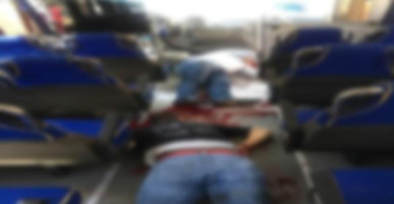 Asesinan a dos asaltantes en el trasporte público