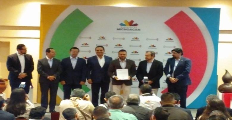 Gobierno del Estado lanza un nuevo esquema para financiar mipymes en Michoacán.