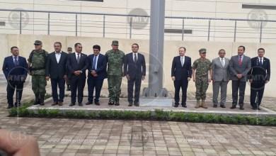 Gobierno Federal, Estatal y Municipal inauguran C5I en Villas del Pedregal
